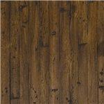 Rich Brown Paneled Veneers