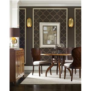 Hooker Furniture Palisade Casual Dining Room Group