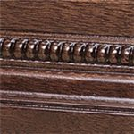 Copley Mahogany Finish