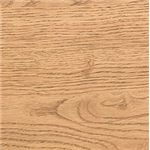 The Chestnut Finish Atop Solid Oak Gives the Collection Casual Aesthetics