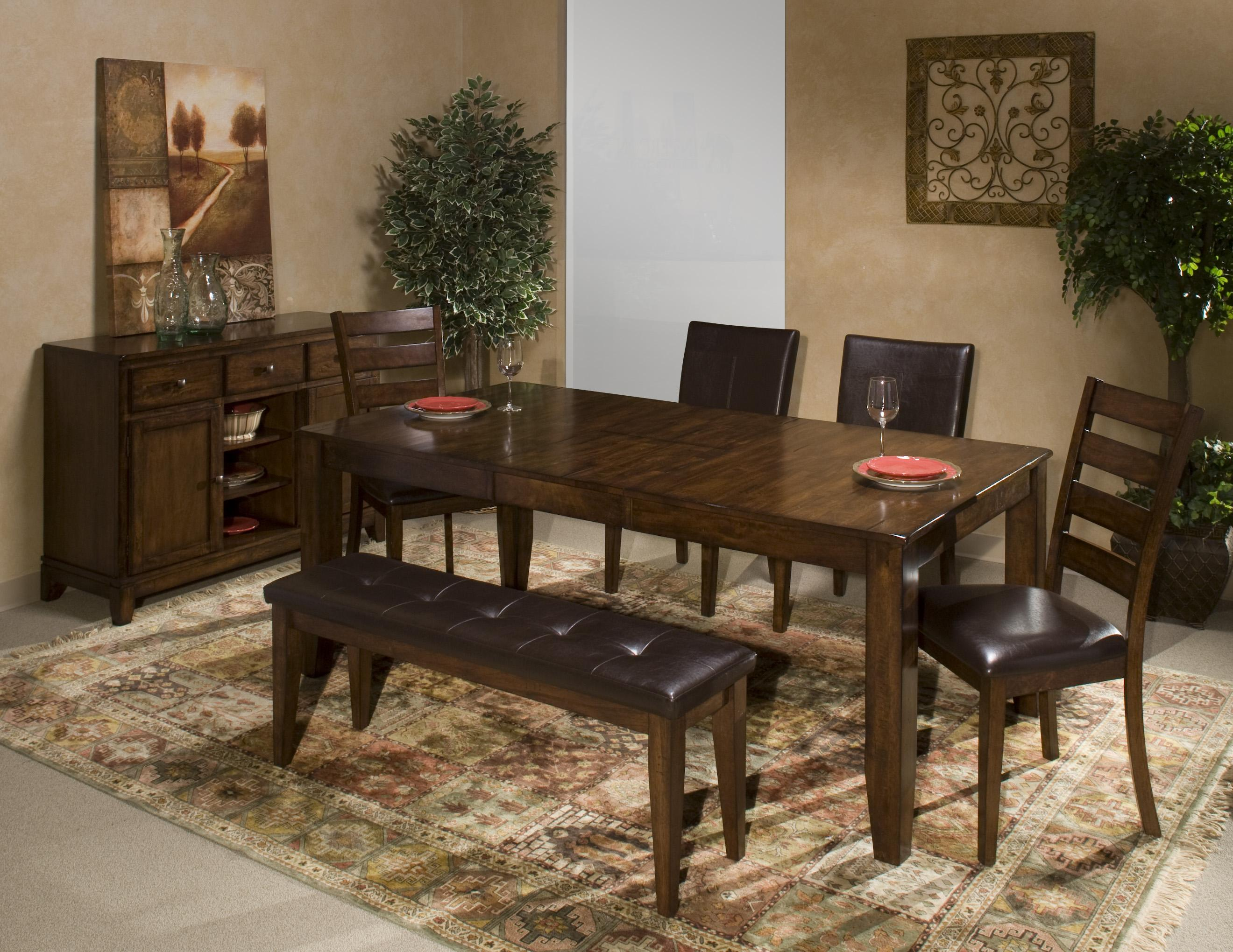 Kona Formal Dining Room Group by Intercon at Rife's Home Furniture
