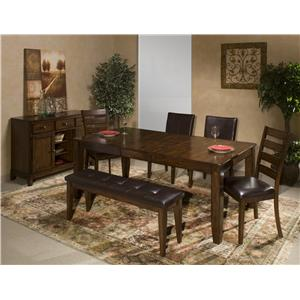 Intercon Kona Formal Dining Room Group