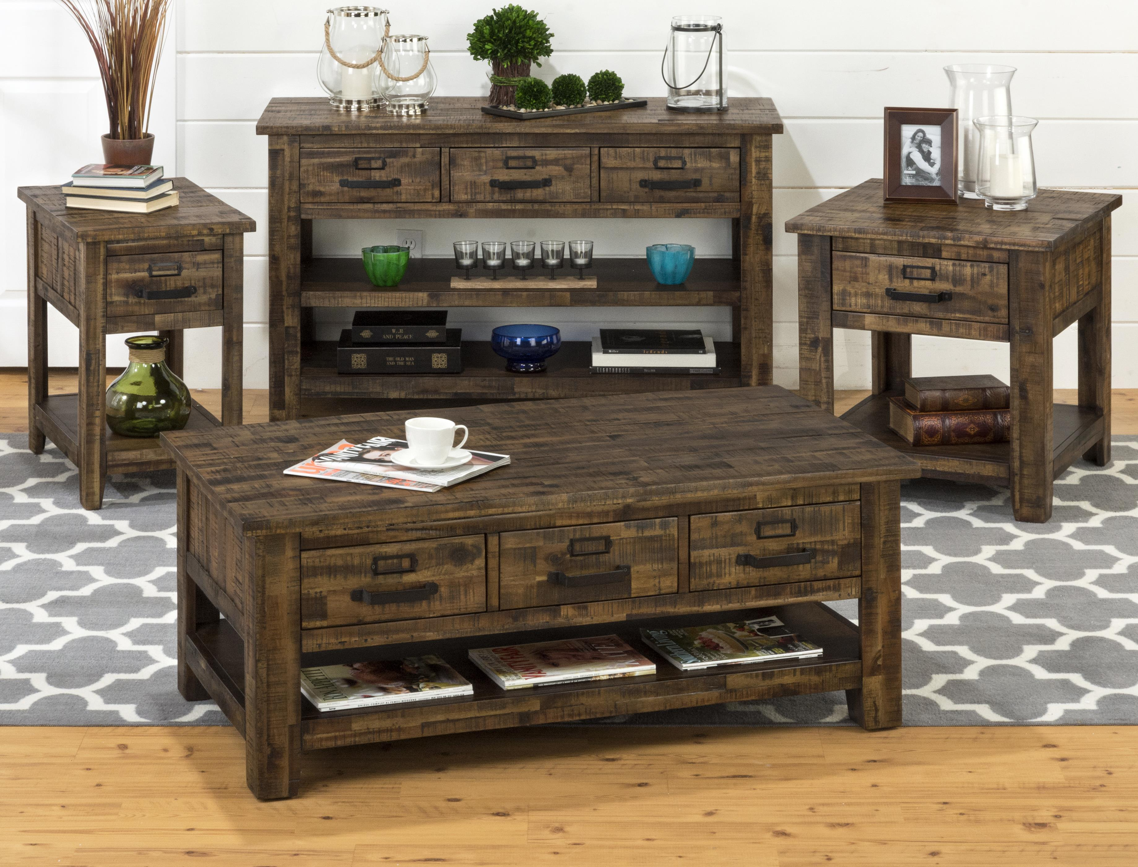 Cannon Valley Occasional Group by Jofran at Stoney Creek Furniture