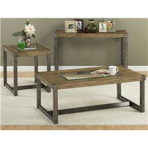 Jofran Freemont Occasional Table Group