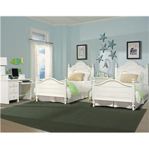 Vaughan Furniture Cottage Grove Twin Bedroom Group
