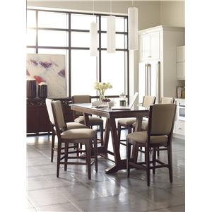 Kincaid Furniture Elise Casual Dining Room Group