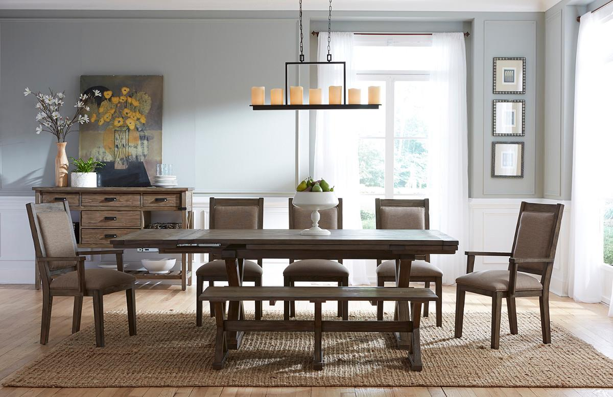 Foundry Formal Dining Room Group at Stoney Creek Furniture