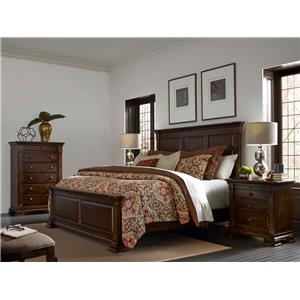 Kincaid Furniture Portolone Queen Bedroom Group