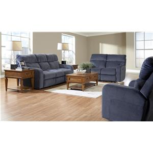 Klaussner Bradford Reclining Living Room Group