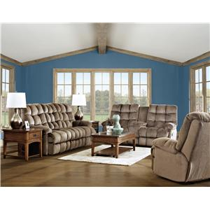 Klaussner Brownsville  Reclining Living Room Group
