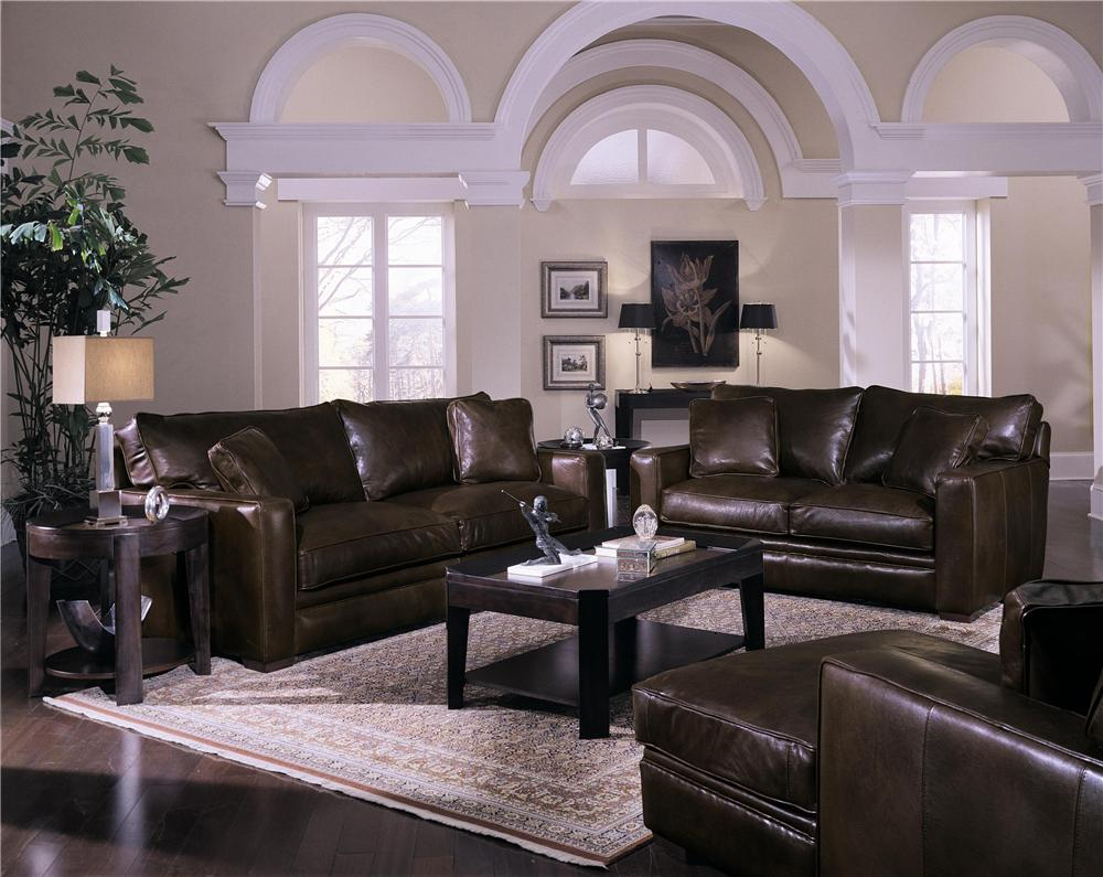 Homestead Stationary Living Room Group by Klaussner at Johnny Janosik