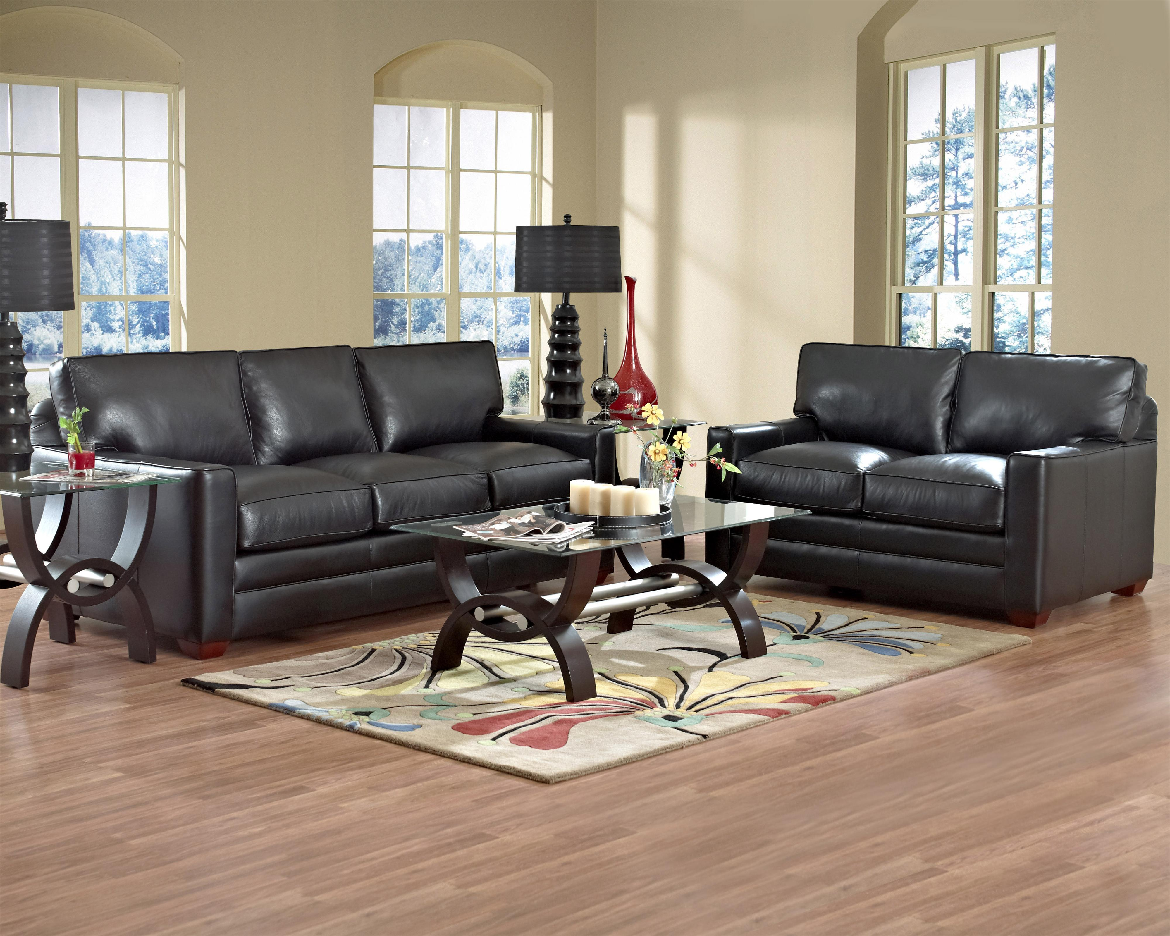 Pantego Stationary Living Room Group by Klaussner at Northeast Factory Direct