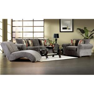 Klaussner Tiburon  Stationary Living Room Group