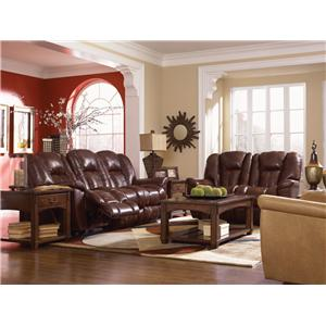 La-Z-Boy Maverick Reclining Living Room Group