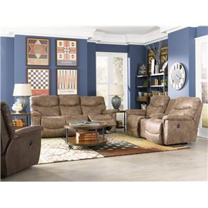 La-Z-Boy James Reclining Living Room Group
