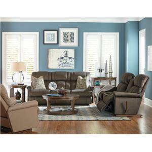 La-Z-Boy Pinnacle Reclining Living Room Group