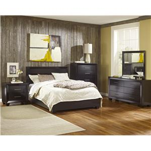 Lang Hudson King Bedroom Group