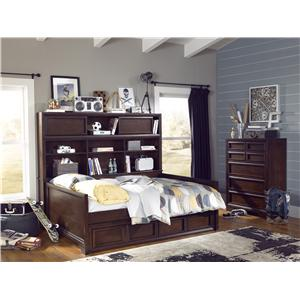 Legacy Classic Kids Benchmark Full Bedroom Group