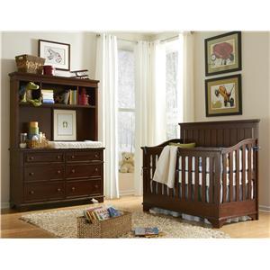 Legacy Classic Kids Dawson's Ridge Crib Bedroom Group