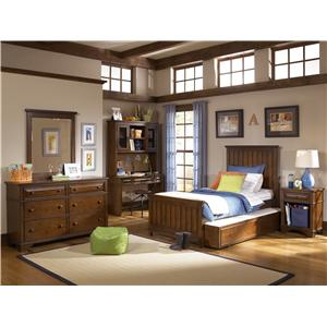 Legacy Classic Kids Dawson's Ridge Full Bedroom Group