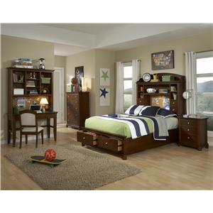 Legacy Classic Kids Impressions Twin Bedroom Group