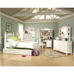 Legacy Classic Kids Summer Breeze Full Bedroom Group