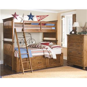Legacy Classic Kids Bryce Canyon Full Bedroom Group