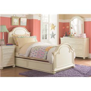 Legacy Classic Kids Charlotte Full Bedroom Group