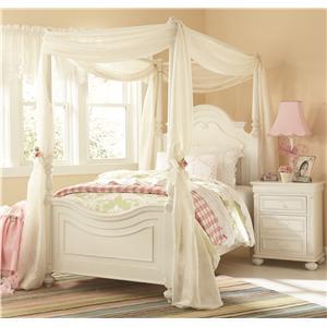 Legacy Classic Kids Charlotte Full Bedroom Group