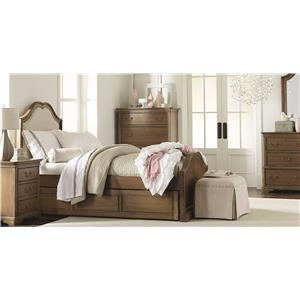 Legacy Classic Kids Danielle Twin Panel Bedroom Group