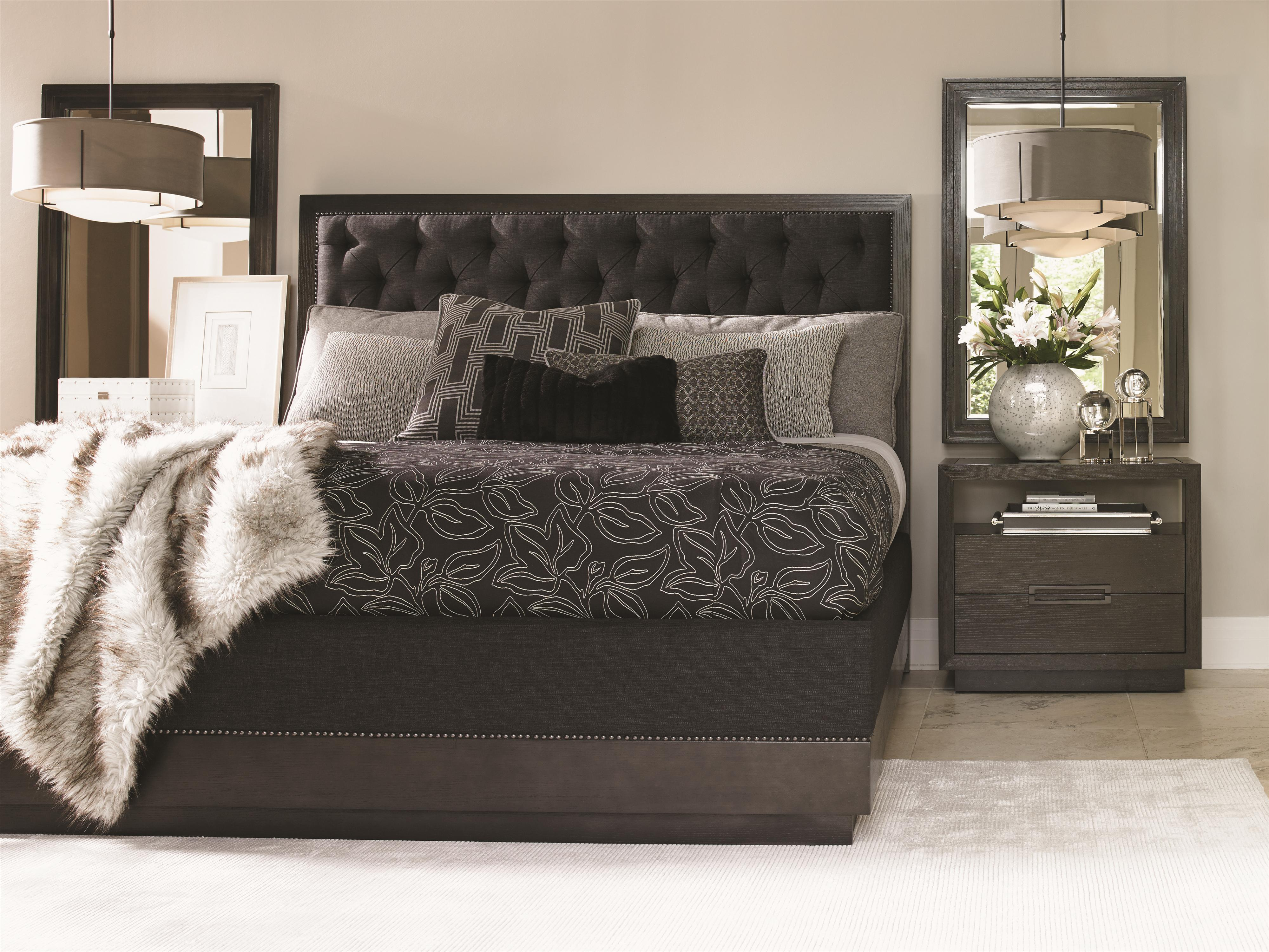 Carrera Bedroom Group by Lexington at Jacksonville Furniture Mart