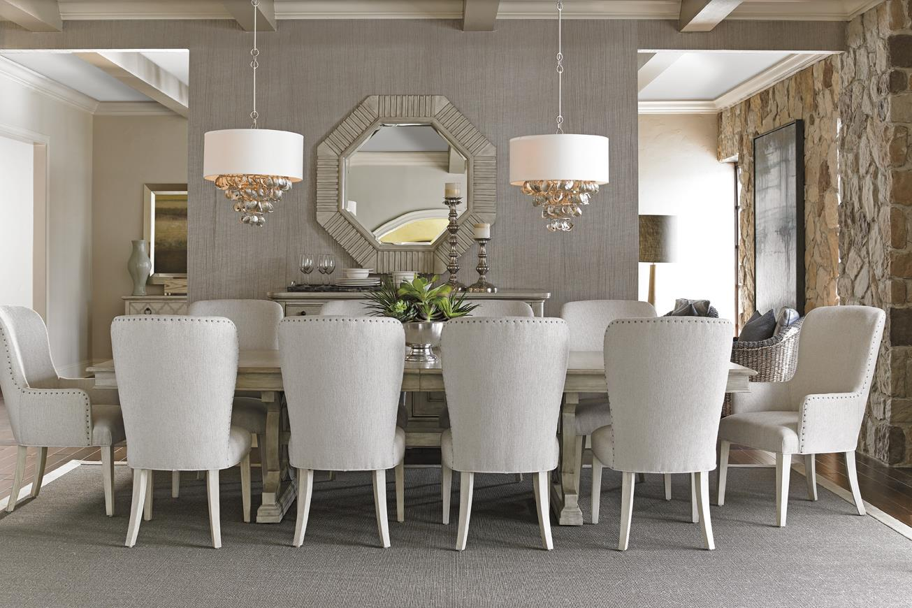 Oyster Bay Formal Dining Room Group by Lexington at Baer's Furniture