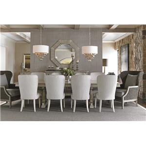 Lexington Oyster Bay Formal Dining Room Group