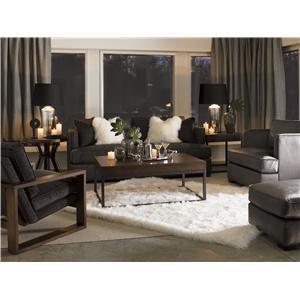 Lexington 11 South Stationary Living Room Group