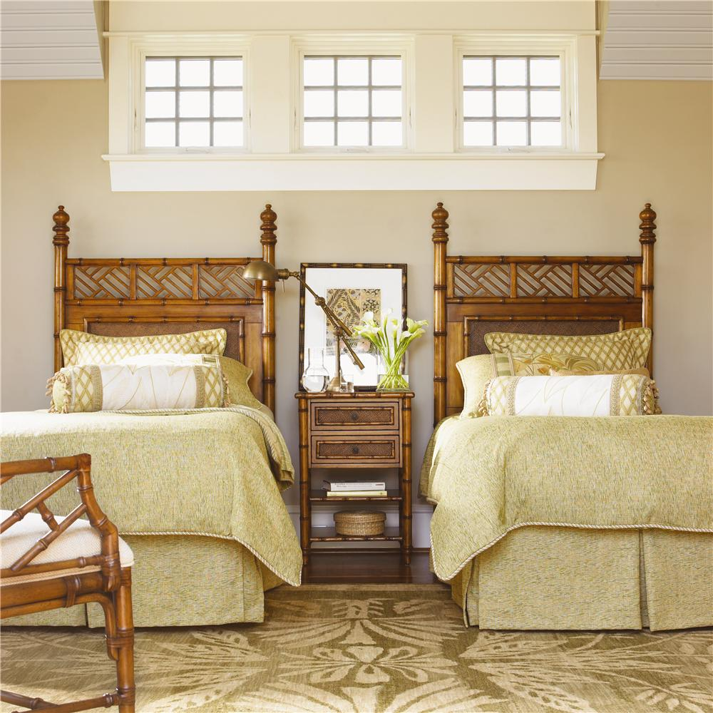 Island Estate Twin Bedroom Group by Tommy Bahama Home at Baer's Furniture