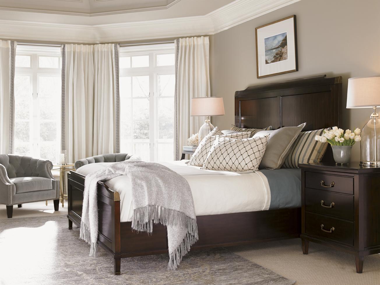 Kensington Place King Bedroom Group by Lexington at Furniture Fair - North Carolina