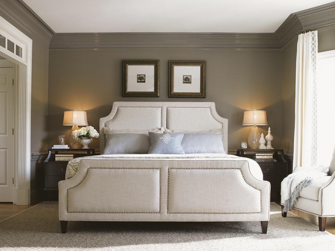 Kensington Place King Bedroom Group by Lexington at Baer's Furniture