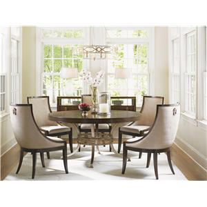 Lexington Tower Place 7 Piece Formal Dining Room Group