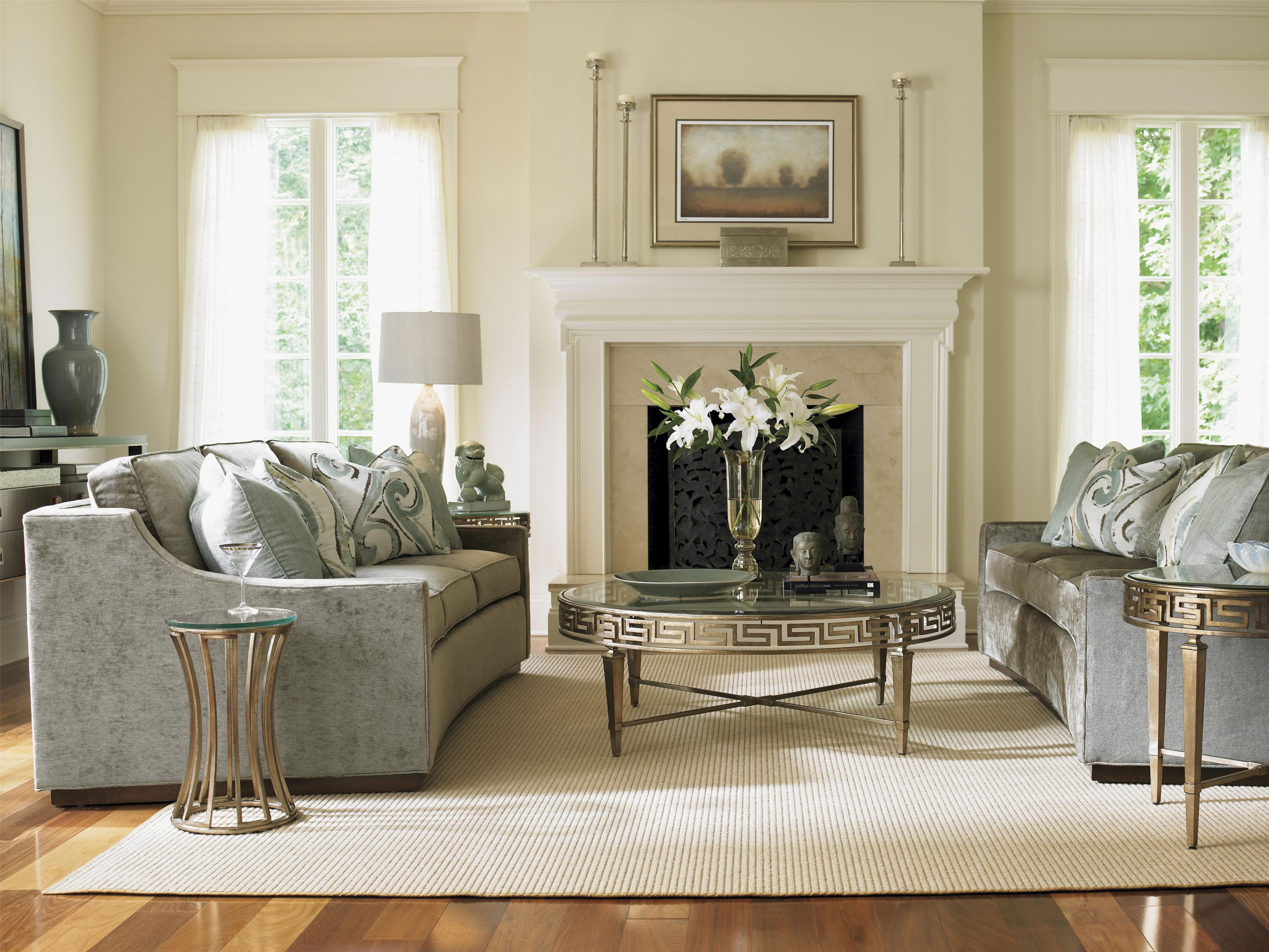Tower Place Stationary Living Room Group by Lexington at Lindy's Furniture Company