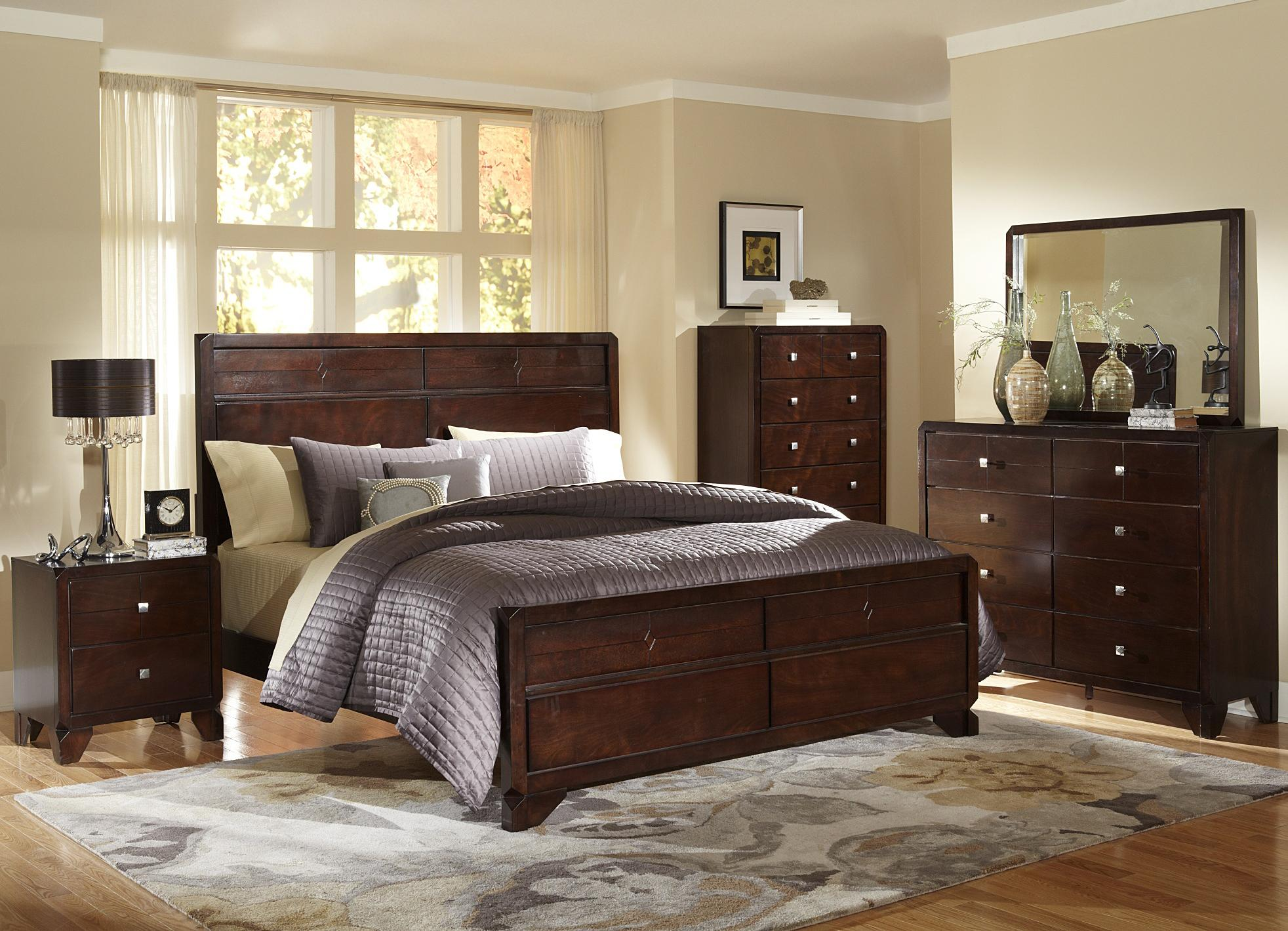 2180A Queen Bedroom Group by Lifestyle at Furniture Fair - North Carolina