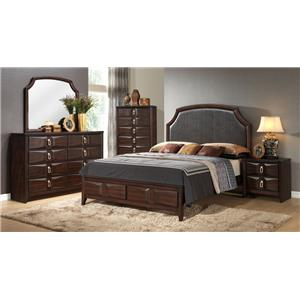 Lifestyle 4157A CK Bedroom Group
