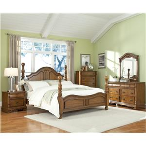 Lifestyle C3146A California King Bedroom Group