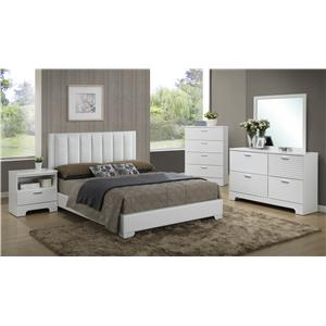 Lifestyle C3333A California King Bedroom Group