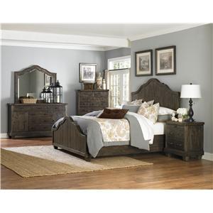 Magnussen Home  Brenley California King Bedroom Group