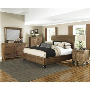 Magnussen Home  River Ridge King Bedroom Group