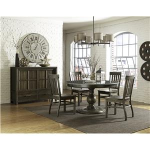 Magnussen Home Karlin Casual Dining Room Group