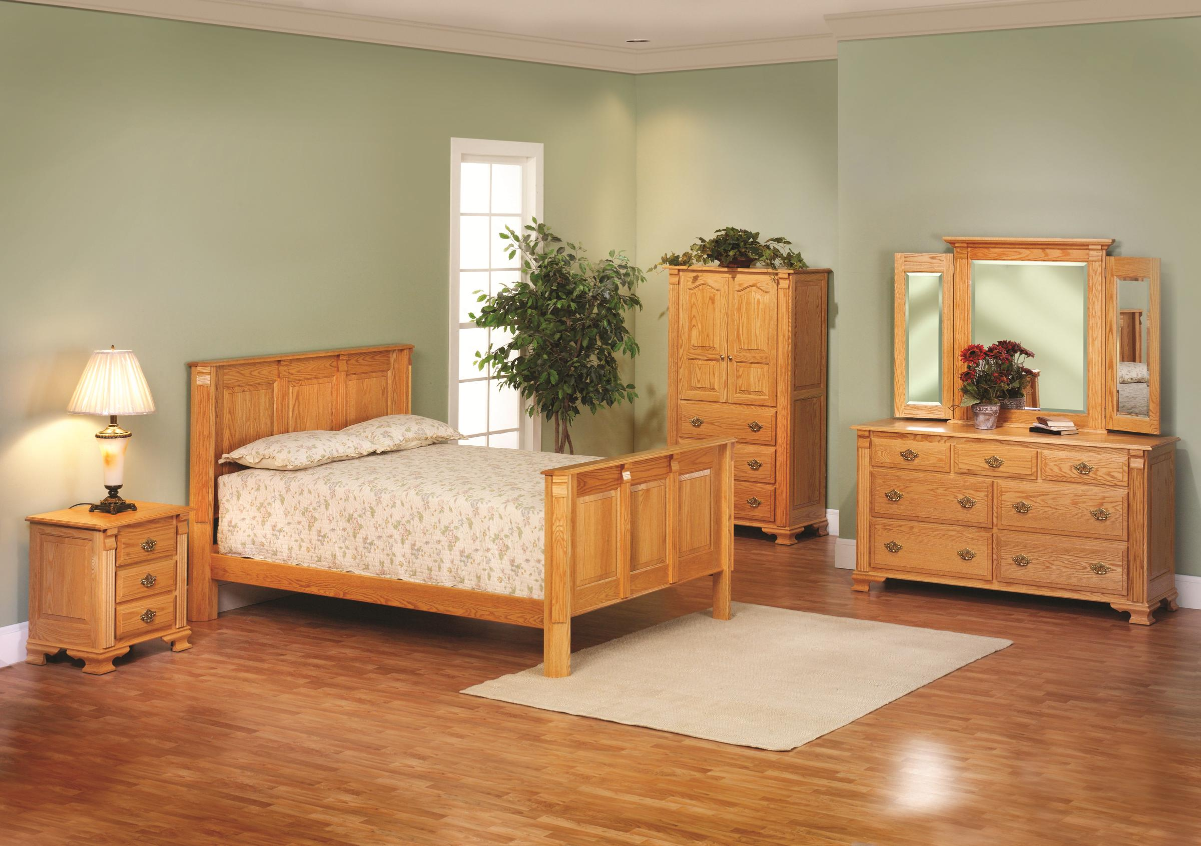 Journeys End Full Bedroom Group 1 by Millcraft at Saugerties Furniture Mart
