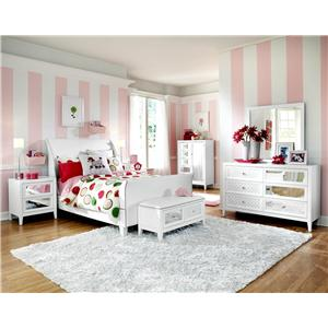 Najarian Impressions Youth Full Bedroom Group
