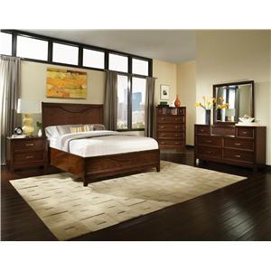 Najarian Melrose  Q Bedroom Group 1