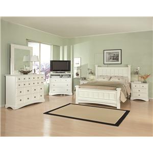 Najarian Palazzo California King Bedroom Group